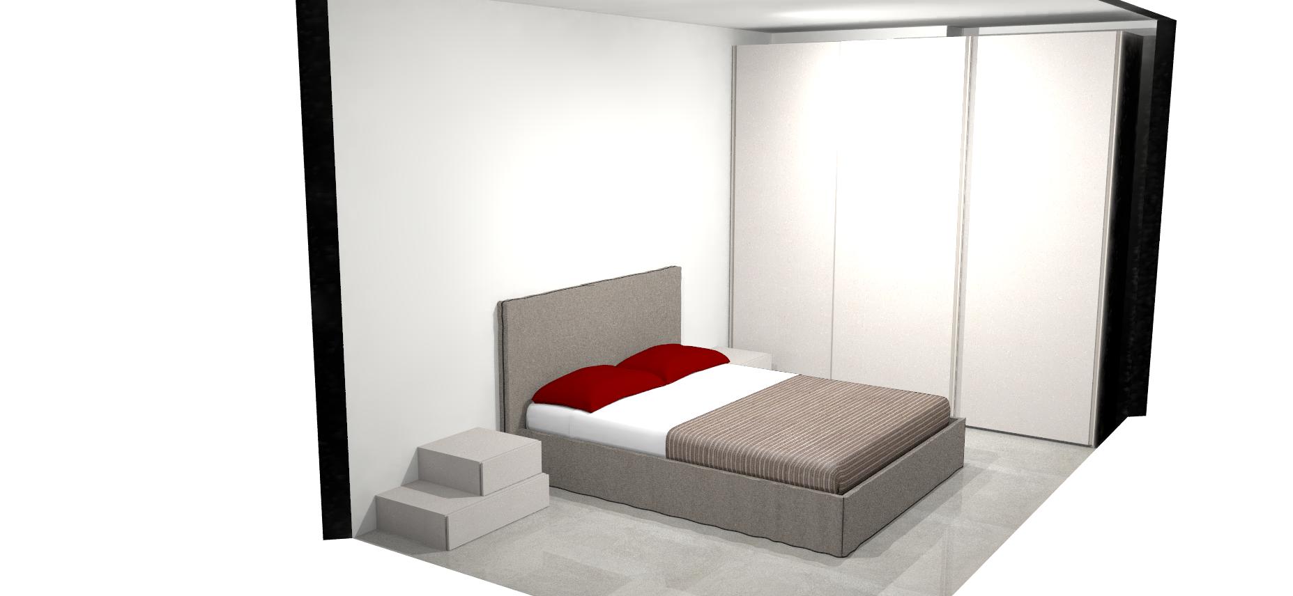Rif la058 appartamento arredato in affitto in zona for Affitto carpenedolo arredato